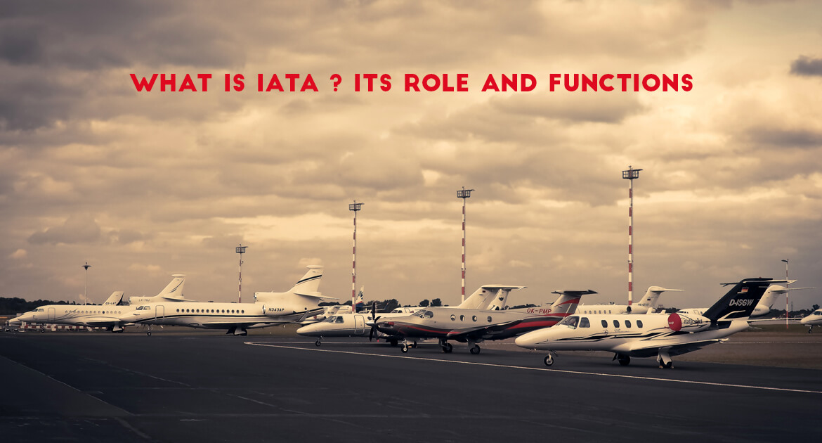 WHAT IS IATA? ITS ROLE AND FUNCTIONS