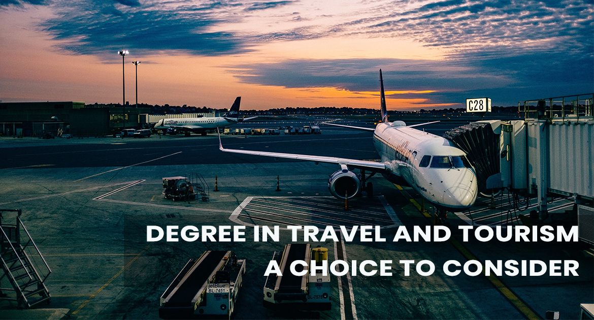 degree in travel and tourism